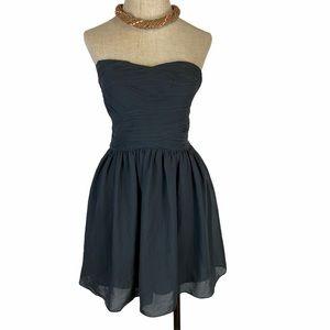 Ark & Co Little Balck Dress, Sweetheart neck Small